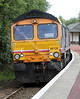 Diesel Locomotive GBRf Class 66/7s - 66726 - May 2011