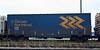 Ontario Northland Railway boxcar 2556, doorless side.