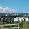 Thunder Bird Limited Express, Omi-Imazu, Shiga-ken, Japan