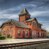 Delaware Ohio Train Station