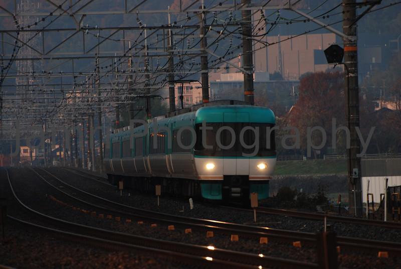 Limited Expres, Nagaokakyo, Kyoto-fu, Japan