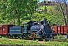 Colorado Central No. 40 Steam Locomotive