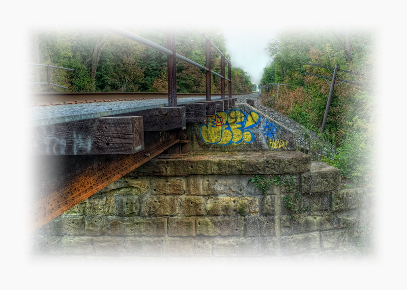 Bridge Graffiti