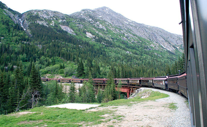 Alaska, White Pass & Yukon Route