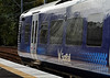Train 380014 - Leaving Gourock Railway Station - 20 September 2011