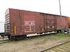 Ontario Northland Railway insulated boxcar 263.
