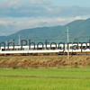 Thunder Bird Limited Express, Omi-Imazu, Shiga-ken, Japan