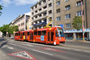 A Bratislava tram.