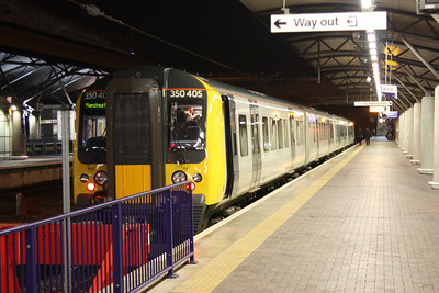 TransPennine Express Class 350
