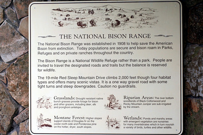 Info on the Bison Range.