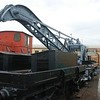 Manuel Crane ADW438 - Tyseley Locomotive Works - 30 September 2018