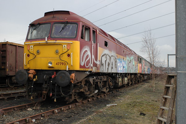 47s for sale at HM and TO in 2007