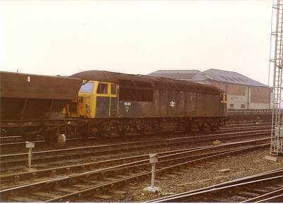 56081, Newcastle, 19 August 1983