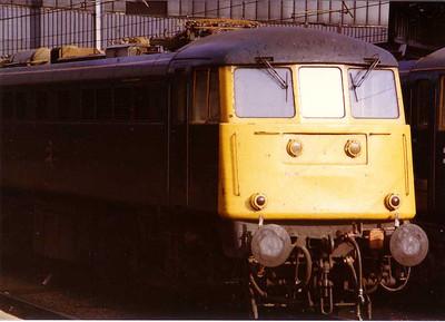 85004, Carlisle Station, 21 August 1983