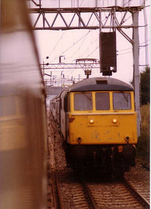 UID Class 86/2, Blechley area, August 1983