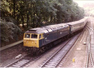 47563 Princes Street Gardens, Edinburgh, 16 August 1983