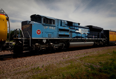 UP Little Rock Express: Journey's End