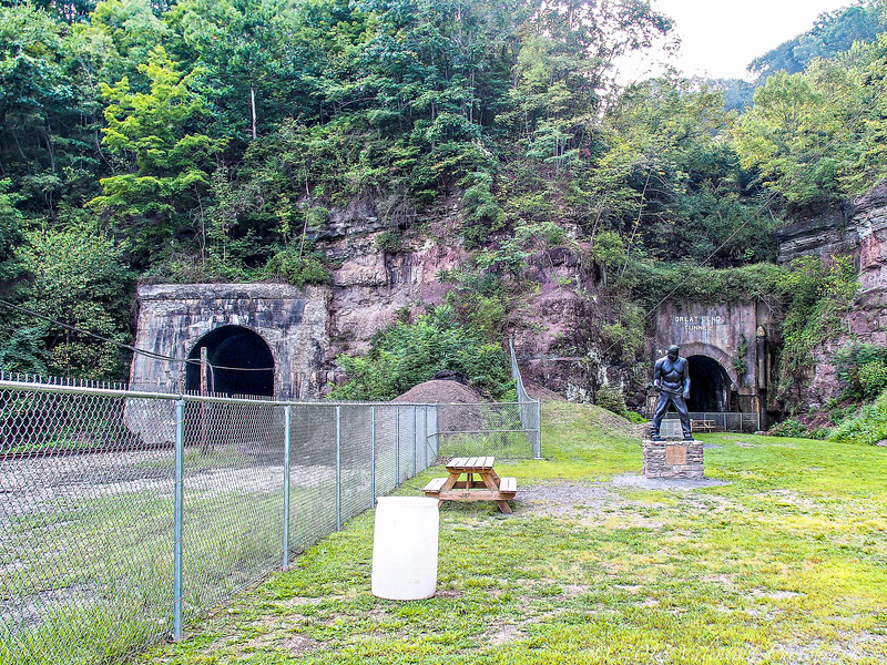 Big Bend Tunnel Talcott WV 09-01-13