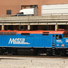 Metra 106 City of Lockport - Chicago, Illinois - 29 June 2011