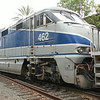 Amtrak 462 - San Juan Capistrano, Ca - 28 June 2014