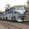 Amtrak 456 & Amtrak 462 - San Juan Capistrano, Ca - 28 June 2014