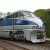 Amtrak 456 - San Juan Capistrano, Ca - 28 June 2014