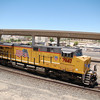 UP 7947 - Yuma, Ca - 29 June 2014