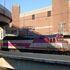 MBTA 1066 - Boston South Station, MA, USA - 13 June 2006