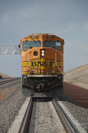 Railroads across WY-NE-CO-UT - 2011