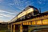 Amtrak 537 at Niles Junction