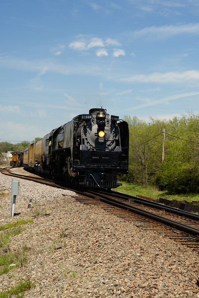 Union Pacific 844 Valley Eagle Special
