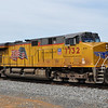 7/15/11<br /> Cedarville, VA<br /> NS202<br /> Intermodal<br /> H-Line<br /> Union Pacific No. 7732 C45ACCTE