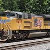 7/15/11<br /> Cedarville, VA<br /> NS211<br /> Intermodal<br /> H-Line<br /> Union Pacific No. 8458 SD70ACe