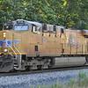 7/15/11<br /> Cedarville, VA<br /> NS203<br /> Intermodal<br /> H-Line<br /> Union Pacific No. 7716