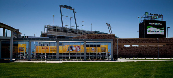 Union Pacific's Home Plate