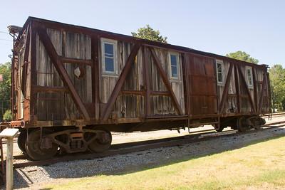 VA, Parksley Railroad Museum