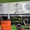 3697 HBR 5 Plank Open - North Yorkshire Moors Railway 01.06.95  John Robinson