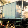 364  MR Brake Van - Bere Ferrers Station 01.03.96  John Robinson