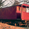 112 MR Brake Van - The Garden in the Clouds, Cwmyoy 31.12.08  Unknown