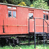 58033 NER Staff Tool Van - North Yorkshire Moors Railway 01.06.95  John Robinson