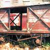 No No. CR Vent Van Plank  - Caledonian Railway 01.07.95  John Robinson