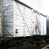 32516 (258) GER Non Vent Van Plank 'Box Van' - West Somerset Railway 01.04.96  John Robinson