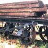 WGF4417 LYR 4w Flat - Buckinghamshire Railway Centre 01.08.96  John Robinson