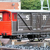 56046 LSWR Brake Van  - Isle of Wight Steam Railway 19.08.06  Mike Haddon