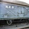 48xxx (108653) NER Box Van Plank  - Beamish Museum 01.05.93  John Robinson