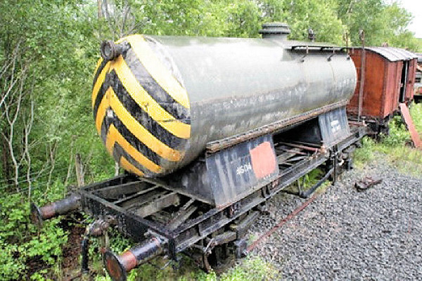 4604 4w Tank - Ayrshire Railway Preservation Society 23.06.13  Allan Jenkins