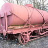 1565 (022285) Fuel Oil Tank - K&J Bownes, Worksop 04.04.10  John Bishop