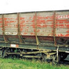 013 PO 6 Plank Hopper - Tanfield Railway 01.08.93  John Robinson