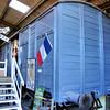 548038-4 French Ferry Van - Mangapps Railway Museum 06.03.10  Andrew Jenkins