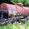88 Fuel Oil Tank - Dean Forest Railway 01.06.93  John Robinson